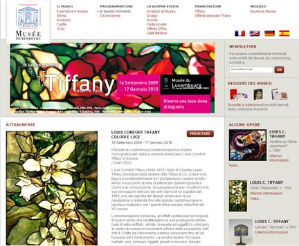 mostre parigi, musée du luxembourg di parigi, musei parigi, mostra Louis Comfort Tiffany