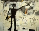 I graffiti di basquiat