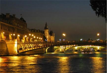 Parigi autovelox sulla senna for Parigi non turistica