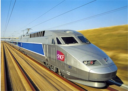 Francia il tgv in italia for Cabine del torrente francese