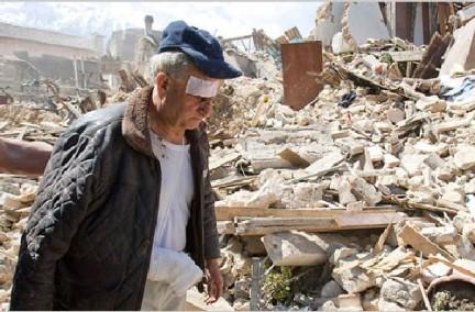 Aprile 2009 Terremoto Abruzzo