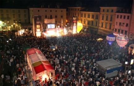 La Notte Bianca di Udine!
