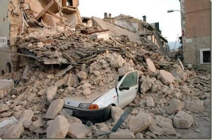 Terremoto, l'anniversario del Friuli
