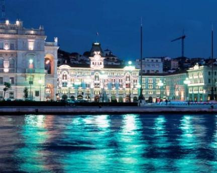 Trieste, capoluogo di crociere