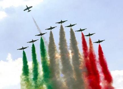 Air Show Lignano 2009 Frecce Tricolori