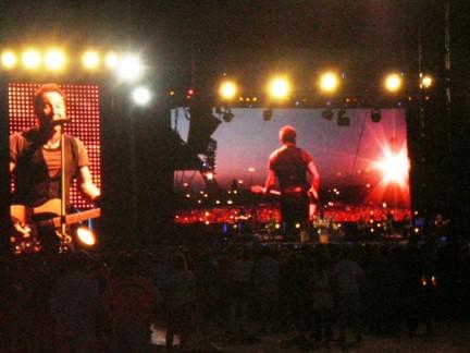 Springsteen al Friuli  2009