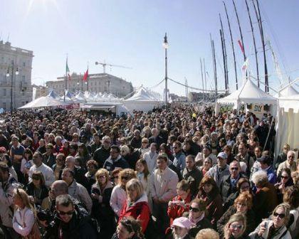 Trieste: Barcolana 2009