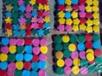 L'allegria colorata dei coriandoli