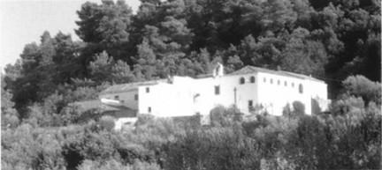 antico convento dei padri Cappuccini