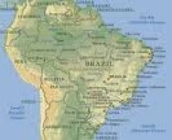 Cartina Fisica America Latina.Il Brasile E L America Latina