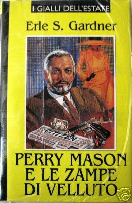 Perry Mason e le zampe di Vellutp