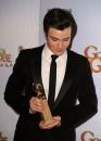 Chris Colfer: Golden Globes 2011
