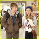 Dianna Agron e Alex Pettyfer: backstage I am Number Four