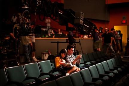 Glee: backstage seconda stagione