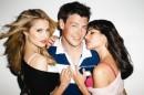 Glee - GQ (foto di Terry Richardson)