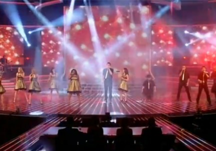 Glee X-Factor