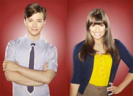 Kurt Rachel Glee