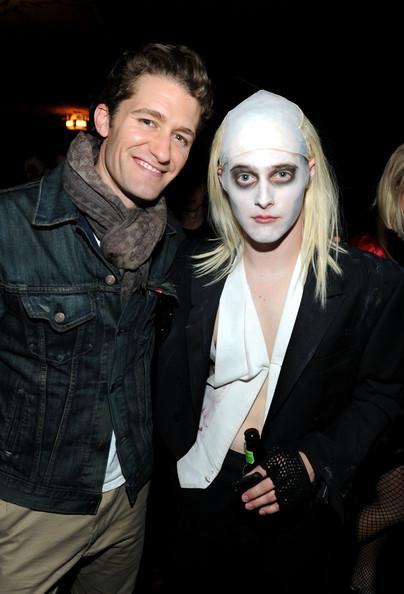 Lea Michele e Matthew Morrison - The Rocky Horror Picture Show