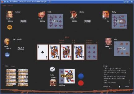 PokerTH Linux