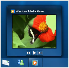 Windows Media Player light