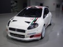 Abarth Grande Punto S2000 da rally