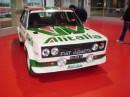 La Fiat-Abarth 131 da rally di Markku Alen, più volte campione del mondo alla fine degli anni '70