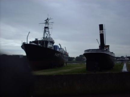 navi al porto di anversa