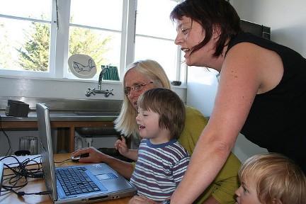 parlare di internet in famiglia