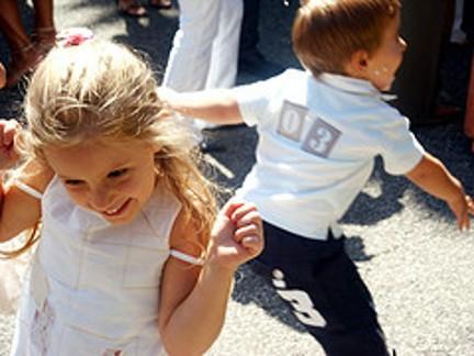 aiutare i propri figli a socializzare