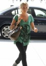 Ashley Tisdale, verde chic!