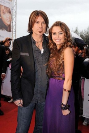 Hannah Montana, Miley Cyrus a Roma in tour promozionale