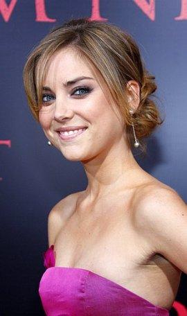 Jessica Stroup: la star di 90210