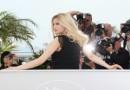 La bionda Laetitia di Cannes
