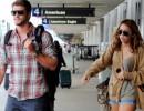 Liam Hemsworth e Miley Cyrus