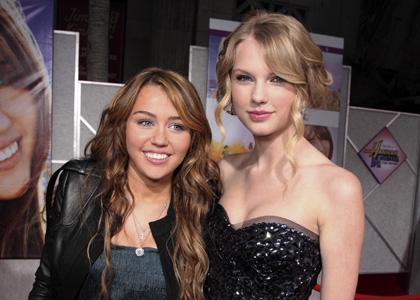 Miley Cyrus e la Premiere mondiale di Hannah Montana!
