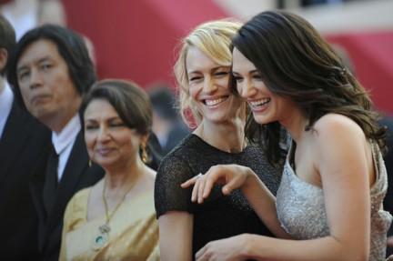 Sfilata dei vincitori di Cannes 2009