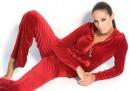 Abbigliamento rosso per Natale
