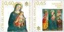 Francobolli Vaticano Natale 2009