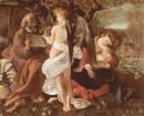 Caravaggio, Riposo durante la fuga in Egitto