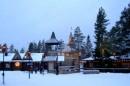 Il paese di Babbo Natale a Rovaniemi