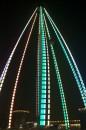 L'albero di luce di Milano