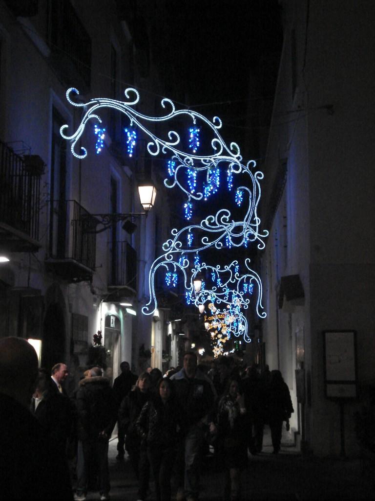 Illuminazione Natale Salerno : Illuminazione natale salerno luci d ...