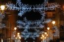 Luci di Natale a Salerno