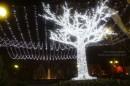 Le luci di Natale illuminano Desenzano del Garda