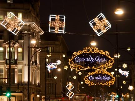 Natale 2009 a Londra