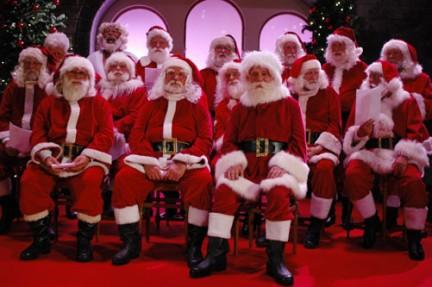 Babbi Natale.Torna Il Raduno Dei Babbi Natale D Italia