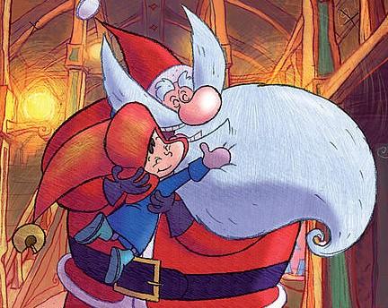 Apprendista Di Babbo Natale.Come Diventare Un Bravo Babbo Natale