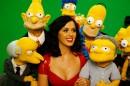 Simpson e Griffin: immagini natalizie
