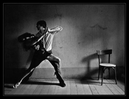 tango bianco e nero