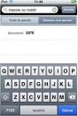 Il Codice tributario su iPhone